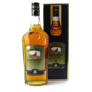 Famous Grouse 12 Year Old Gold Reserve 1 Litre