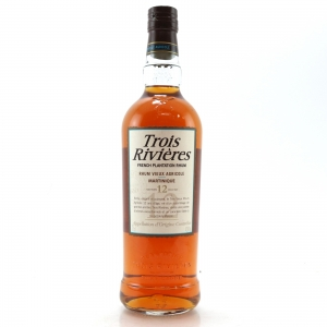 Trois Rivieres 12 Year Old Martinique Rum