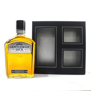 Jack Daniel's Gentleman Jack Gift Set / Including 4 Coasters