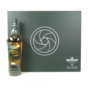 Macallan Masters of Photography Annie Leibovitz 'The Skyline' Front