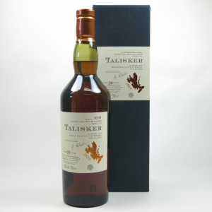 Talisker 1981 20 Year Old Front