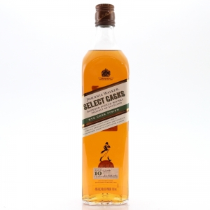 Johnnie Walker Select Casks 10 Year Old 75cl / Rye Cask Finish US Import