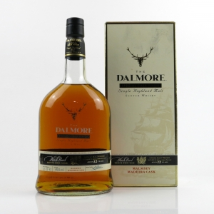 Dalmore 12 Year Old Black Pearl Madeira Finish 1 Litre