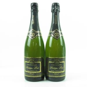 Philippe Prie Brut Champagne 2 x 75cl