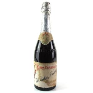 El Gaitero Sidra Champagne