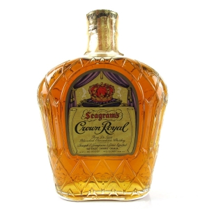 Seagram's 1961 Crown Royal Canadian Whisky