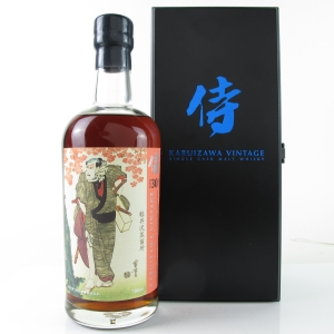 Karuizawa 1984 30 Year Old Single Cask #7843 / Samurai