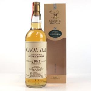 *Caol Ila 1991 Gordon MacPhail's