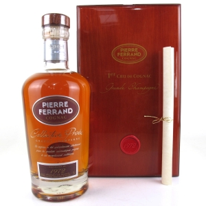 Pierre Ferrand 1972 Collection Privee 1er Cru Grand Champagne Cognac