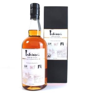 Chichibu Single Cask #4084 / Liquors Hasegawa