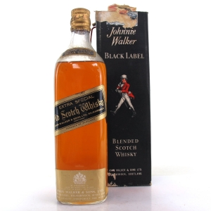 Johnnie Walker Black Label 1960s