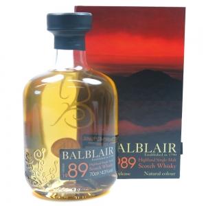 Balblair 1989 2nd Release