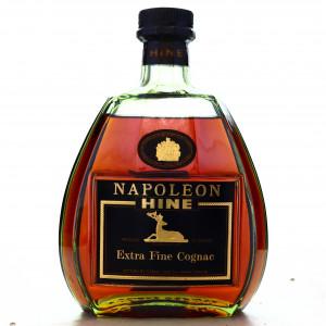 Hine Napoleon Extra Fine Cognac 1970s