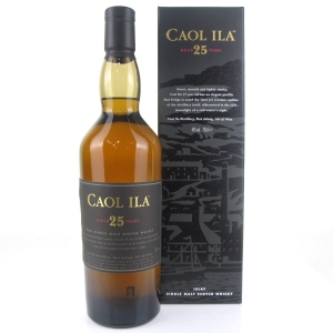 Caol Ila 25 Year Old