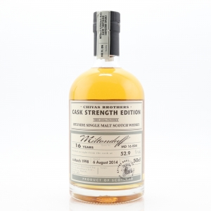 Miltonduff 1998 Cask Strength 16 Year Old 50cl / Distillery Exclusive
