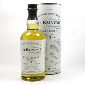 Balvenie Single Barrel 12 Year Old