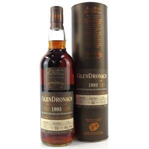 Glendronach 1993 Single Cask 24 Year Old #656