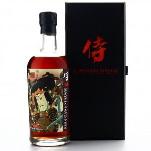 Karuizawa 1984 Single Cask 30 Year Old #7857 / Samurai