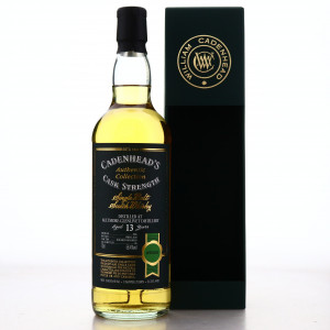 Aultmore 2006 Cadenhead's 13 Year Old