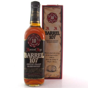 Ancient Age 10 Year Old Barrel 107 1990s