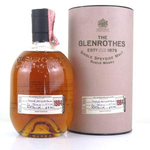 Glenrothes 1984