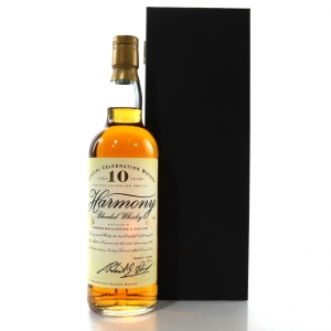 Suntory Allied Anniversary Ballantine's Harmony 10 Year Old Scotch Whisky