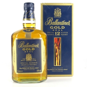 Ballantine's 12 Year Old Gold Seal 1 Litre