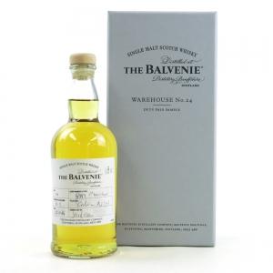 Balvenie 14 Year Old 1st Fill Bourbon 20cl / Warehouse 24 Sample
