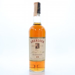 Aberlour 15 Year Old Cuvee Marie D'Ecosse