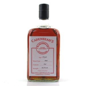 Cadenhead's 37 Year Old Blended Scotch / Warehouse Tasting