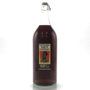 Kingston Fantasia Rum 2 Litre 1950s