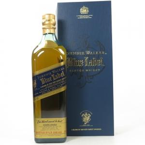 Johnnie Walker Blue Label Guatemala Import 75cl