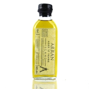 Arran 17 Year Old 10cl / Abbey Whisky
