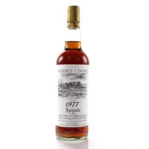 Speyside Single Malt 1977 Whisky Doris