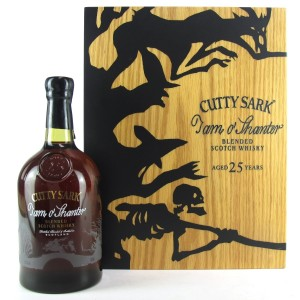 Cutty Sark Tam O'Shanter 25 Year Old