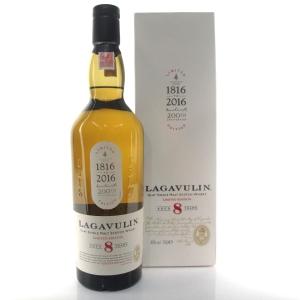 Lagavulin 8 Year Old 200th Anniversary