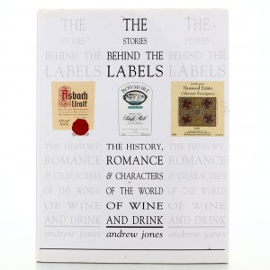 The Stories Behind the Labels Book
