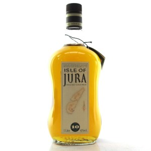 Jura 10 Year Old 1 Litre 1990s