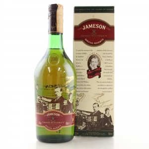 Jameson Special Reserve / 100 Years of Radio