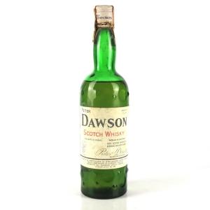 Peter Dawson Scotch Whisky 1960s