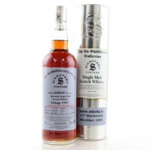 Glenlivet 1997 Signatory Vintage 15 Year Old / Whisky.fr 15th Anniversary