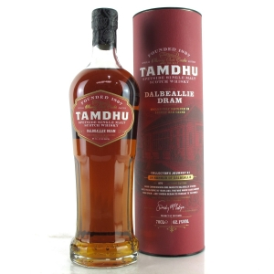 Tamdhu Collector's Journey #01 / Dalbeallie Dram