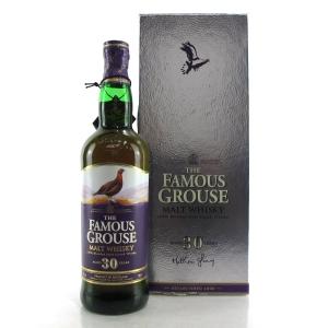 Famous Grouse 30 Year Old Blended Malt
