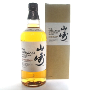 Yamazaki Puncheon 2010 / First Release