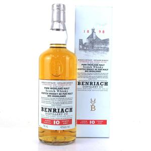 Benriach 10 Year Old 75cl / Canadian Import