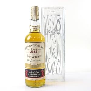 Jameson Staff Release 75cl / Thanks A Million US Import