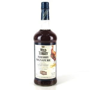 Wild Turkey 10 Year Old Sherry Signature 1 Litre