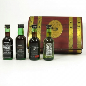 Pass the Port Gift Set 4 x 5cl
