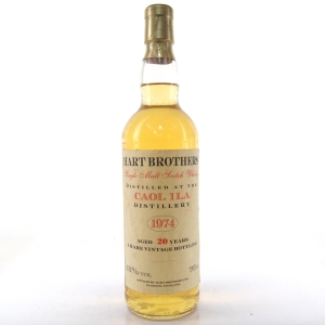 Caol Ila 1974 Hart Brothers 20 Year Old