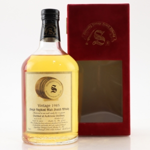 Aultmore 1985 Signatory Vintage 11 Year Old Cask Strength